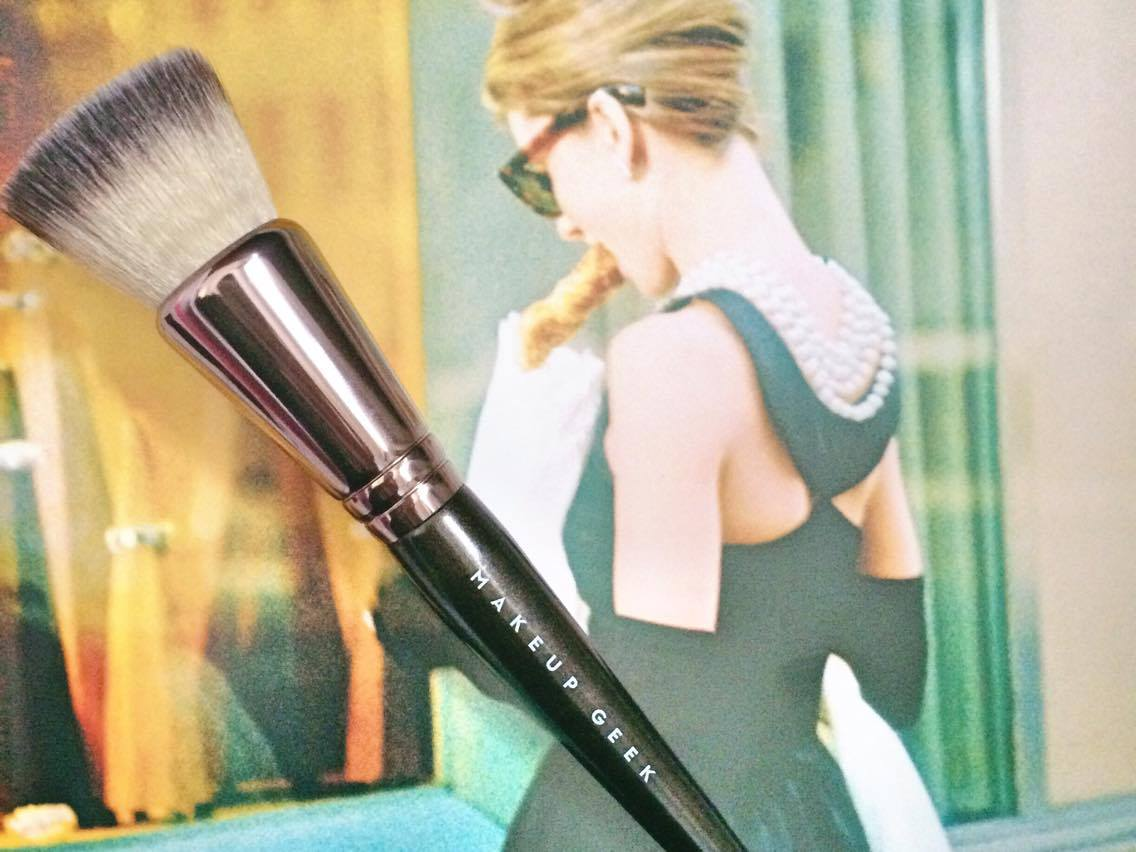 Foundation Stippling Brush by Makeup Geek #10