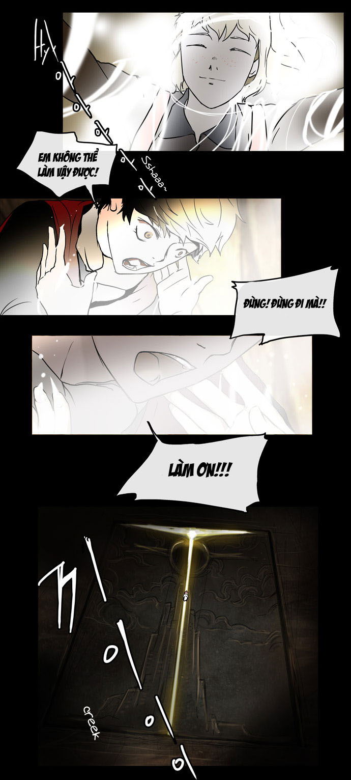 Tower of God chapter 1 trang 12
