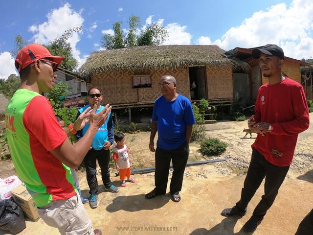 Tenangnya Bercuti di Pos Kuala Mu Bersama Keluarga
