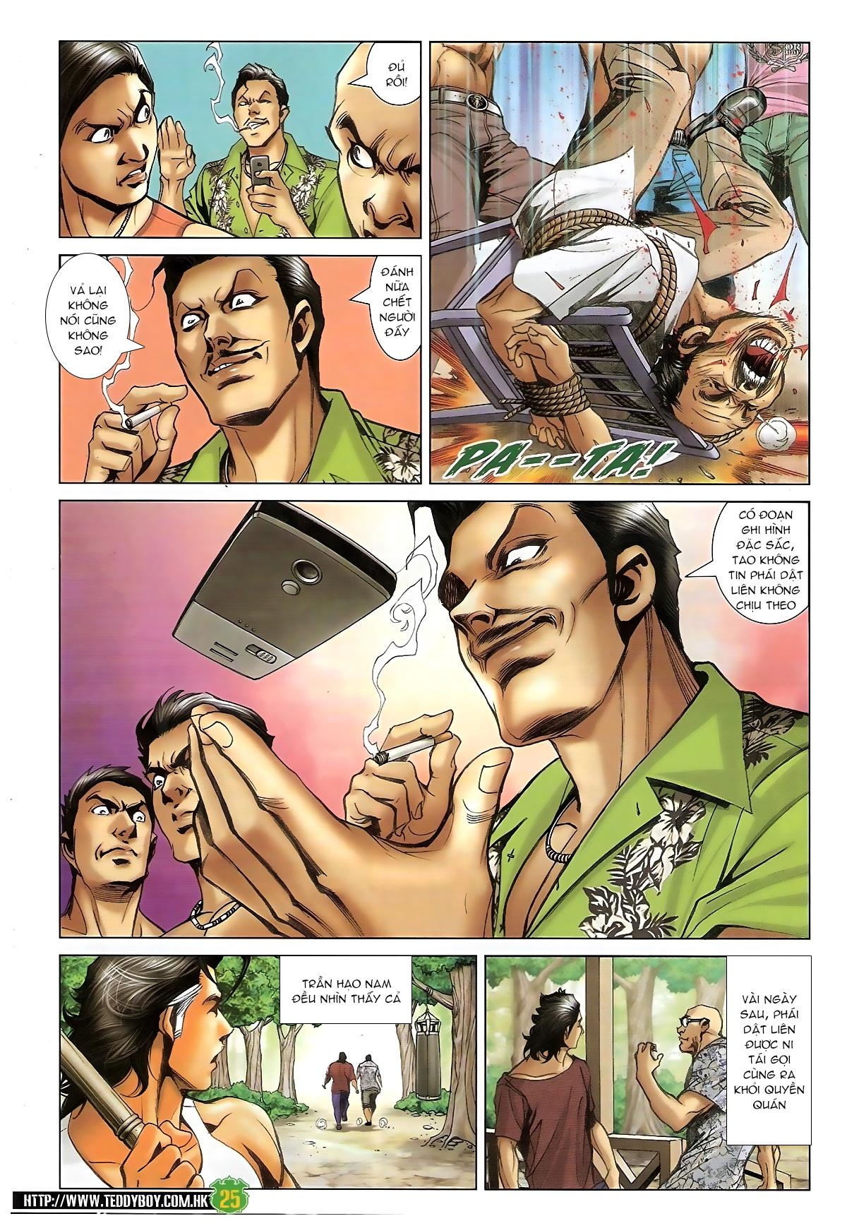 Người Trong Giang Hồ - Chapter 1397: Anh hùng cúi đầu - Pic 24