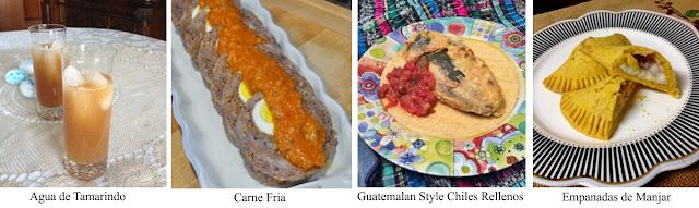Guatemalan Foods