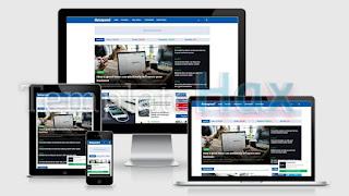 Newspeed v1.2.0 Premium Blogger Template