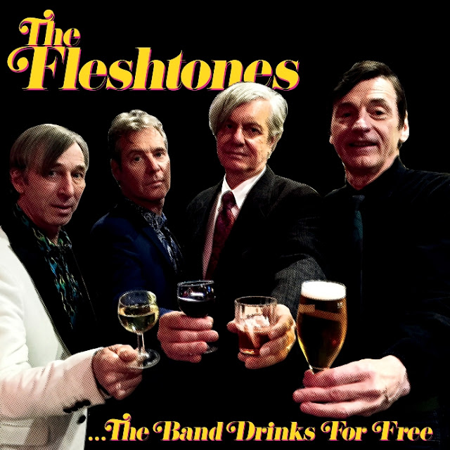 THE FLESHTONES -  The band drinks for free 1