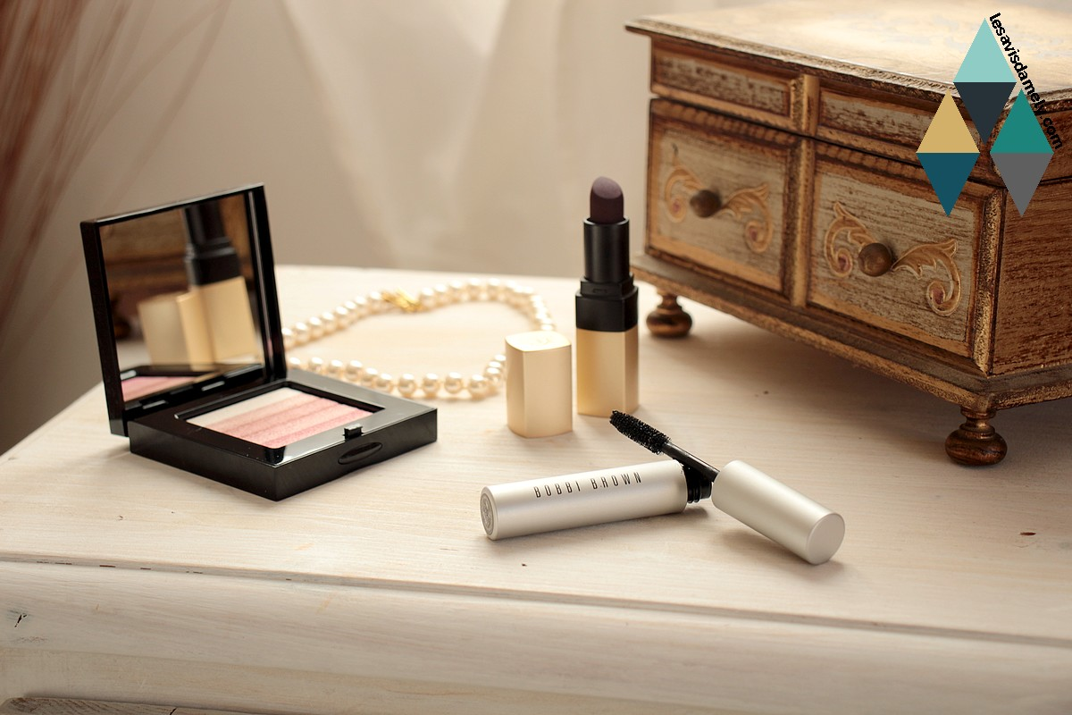 avis et test beauté bobbi brown maquillage