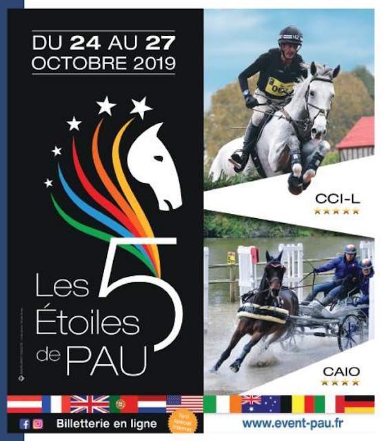 Les 5 Etoiles de Pau 2019