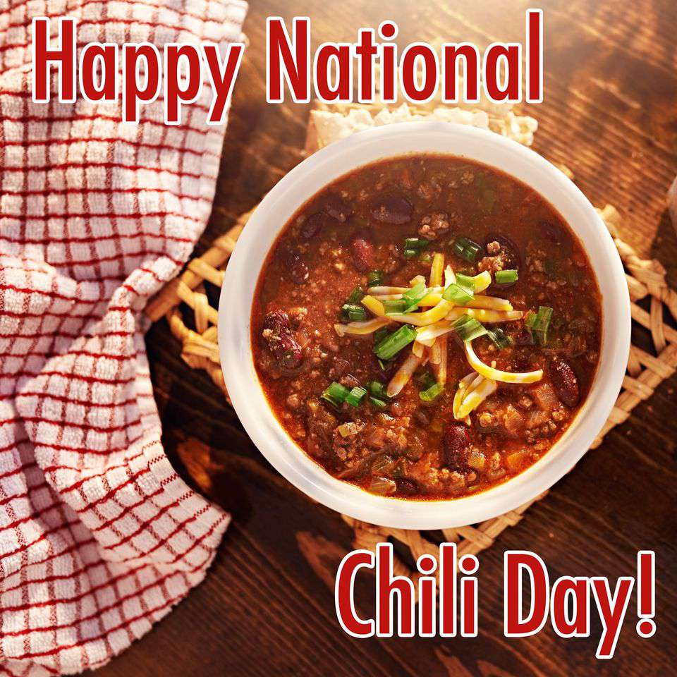 National Chili Day Wishes for Instagram