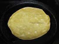 Vegetable Chapati roll 11