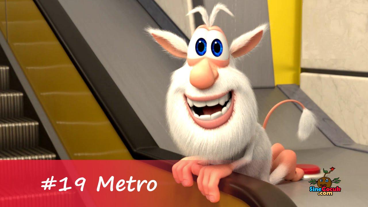 Booba: 19.Bölüm - Metro izle