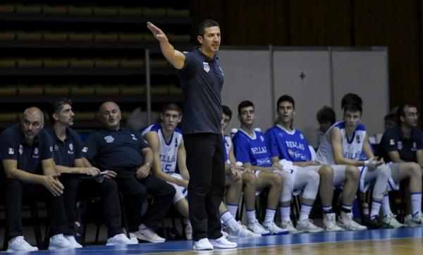 Ευρωπαϊκό Παίδων U16β: Ελλάδα-Ουκρανία 78-63. Συνεχίζει στους 4 η Εθνική Παίδων