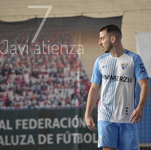 El Málaga CF Futsal confirma una nueva baja: La de Javi Atienza