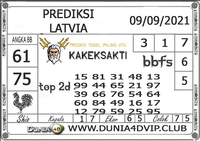Prediksi Togel LATVIA DUNIA4D 09 SEPTEMBER 2021