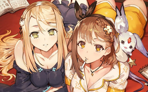 Atelier Ryza 2 video game characters