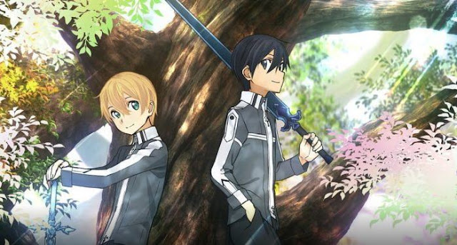 SAO Season 3 Episode 1: Game Baru Kirito