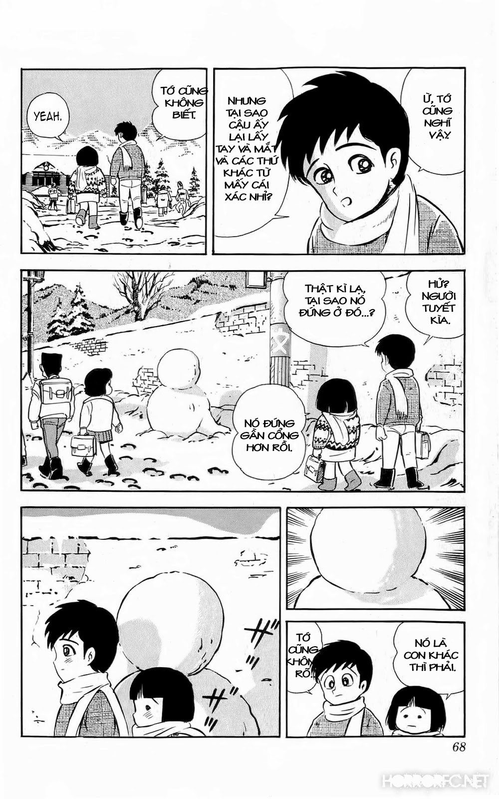 Mist Story chapter 2 trang 28