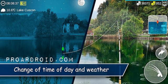 تحميل لعبة My Fishing World v1.10.86 كاملة للأندرويد (اخر اصدار) logo