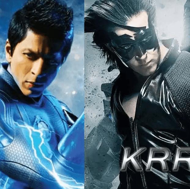 'krrish 4' के लिए ऋतिक रोशन ने मिलाया शाहरुख खान से हाथ, ऐसे होगी किंग खान की एंट्री