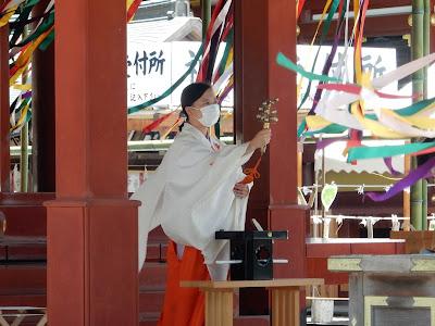 七夕祭鈴懸神事