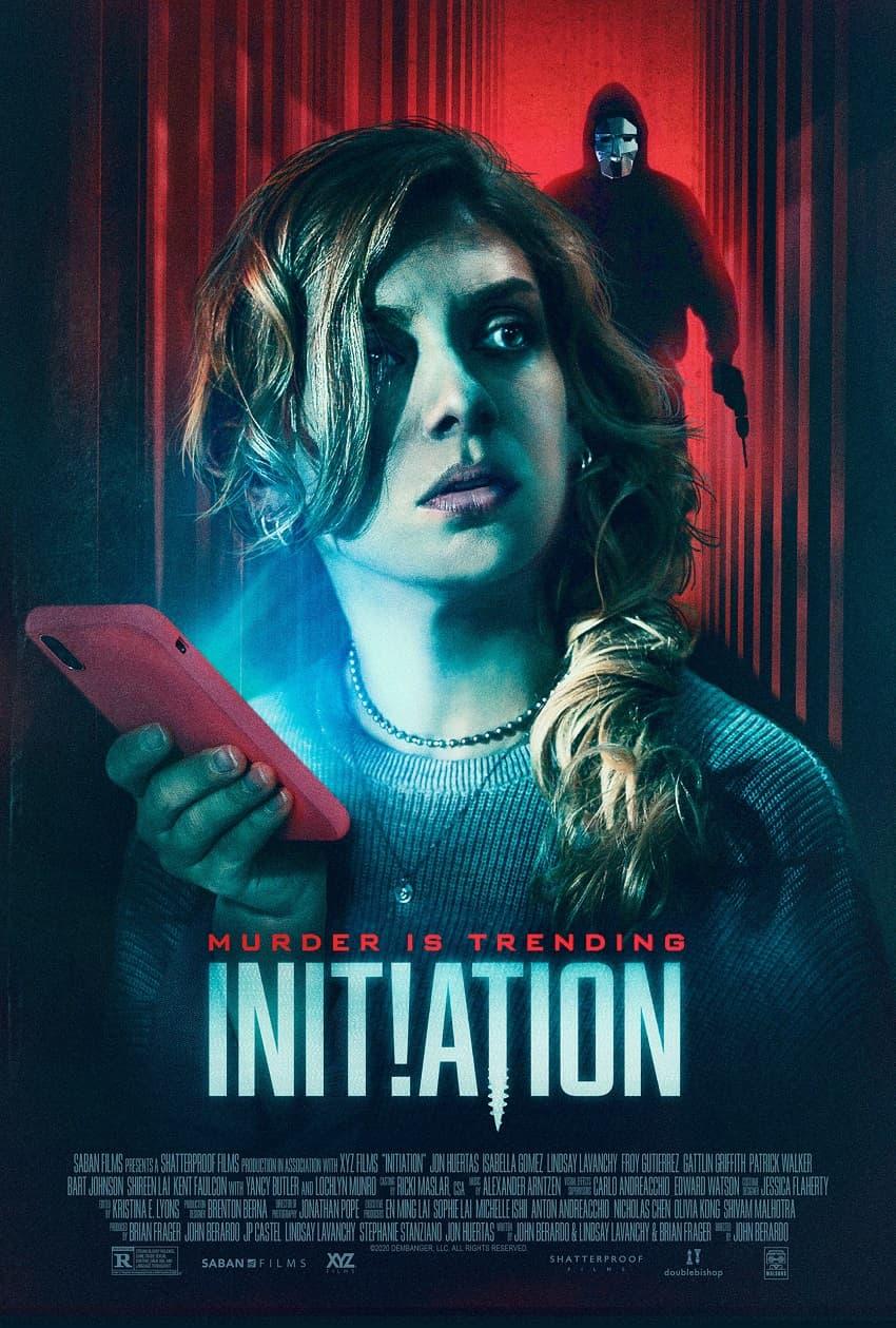 Saban Films показала трейлер слэшера Initiation - премьера в мае - Постер