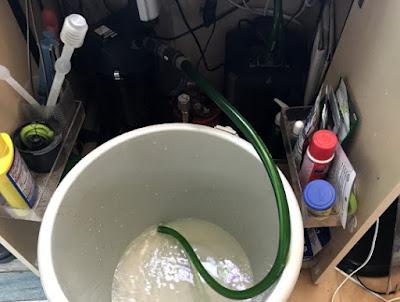 取り付け式な排水ドレーンから排水