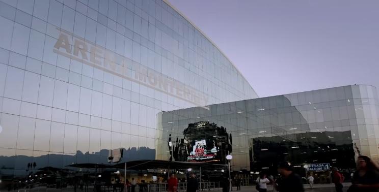 Arena Monterrey Conciertos