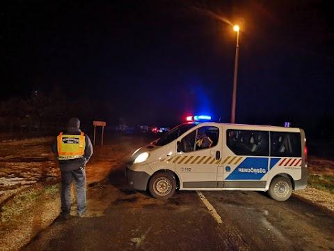 Halálra gázoltak egy gyalogost Veszprémben
