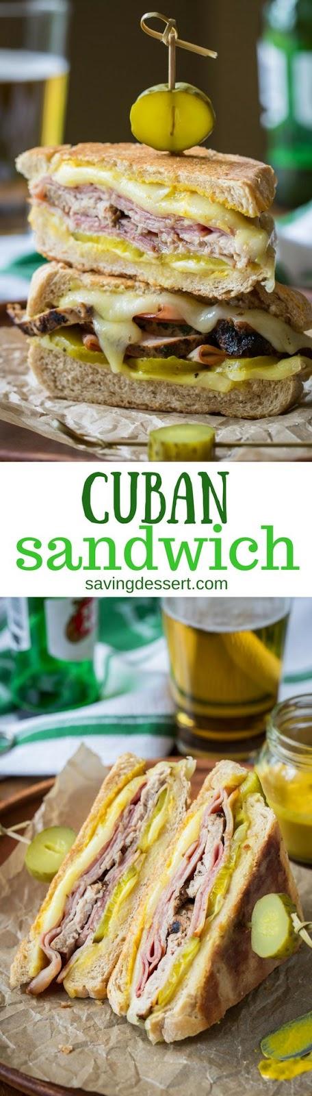 Cuban Sandwích Recípe