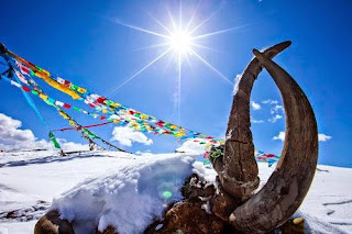 西藏冬季旅遊
