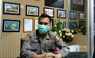 Kepala RS Bhayangkara Setukpa Lemdikpol Sukabumi AKBP dr.  Much Sofwan, SPOT