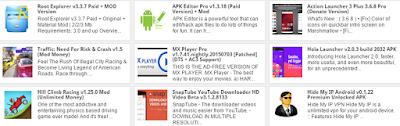 Kumpulan Aplikasi Android Terbaik + Download Link