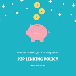 P2P Lending Policy