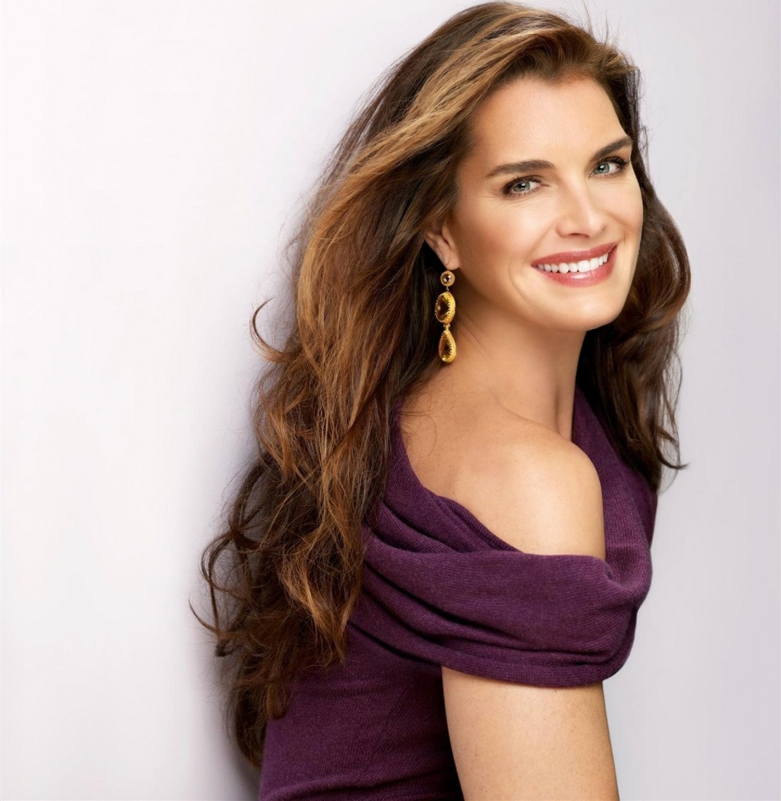 Hollywood Actress Wallpaper: Brooke Shields Wallpapers