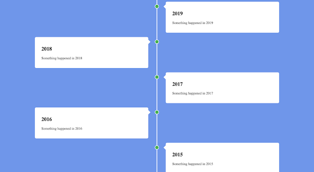 3 steps to create a responsive timeline component for Vue app