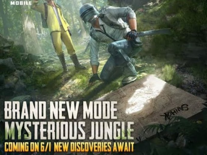 PUBG Mobile to get Mysterious Jungle Mode on June 1, Teaser reveals