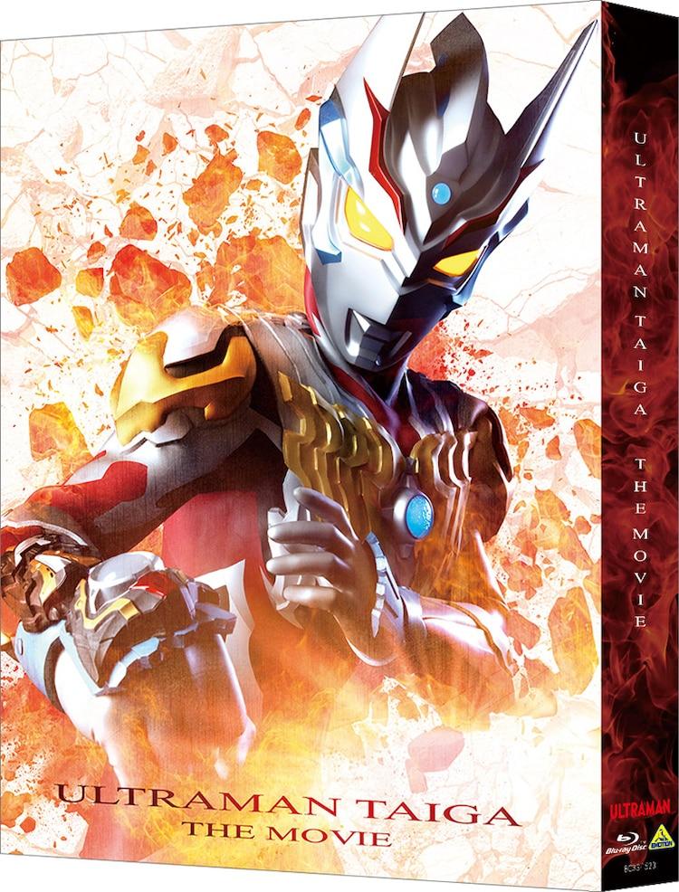 Ultraman Taiga The Movie Blu-ray Akan Dirilis 24 Desember