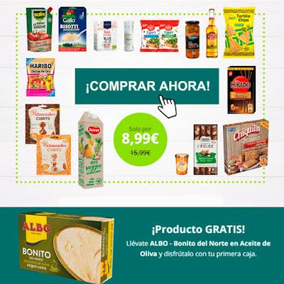 Degusta box de noviembre por sólo 8,99€
