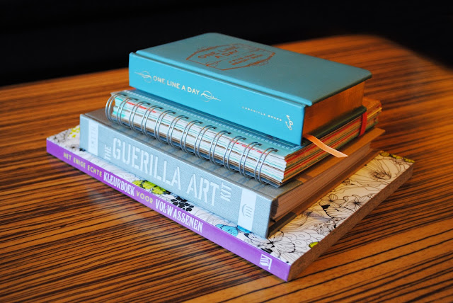 creatieve boekjes