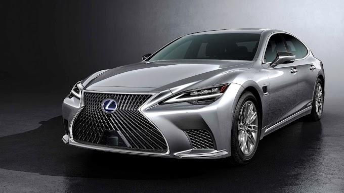 2021 Lexus LS - modern luxury embodied in Japan's most elegant sedan
