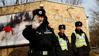 China Jatuhkan Sanksi kepada Warga Amerika Serikat, Kanada