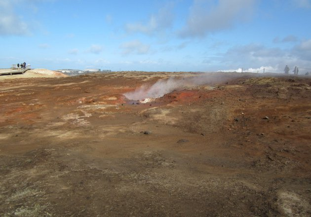Exploring the Moon on Iceland's Barren Plains