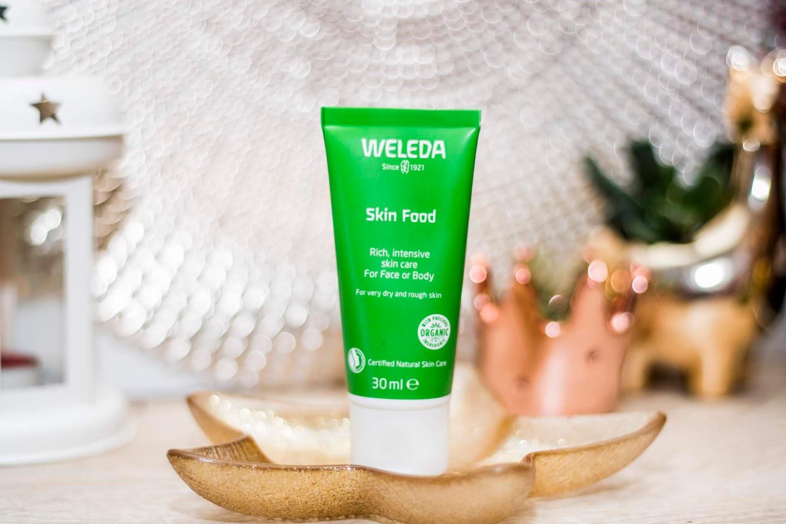 Skin Food - ratunek dla suchej skóry