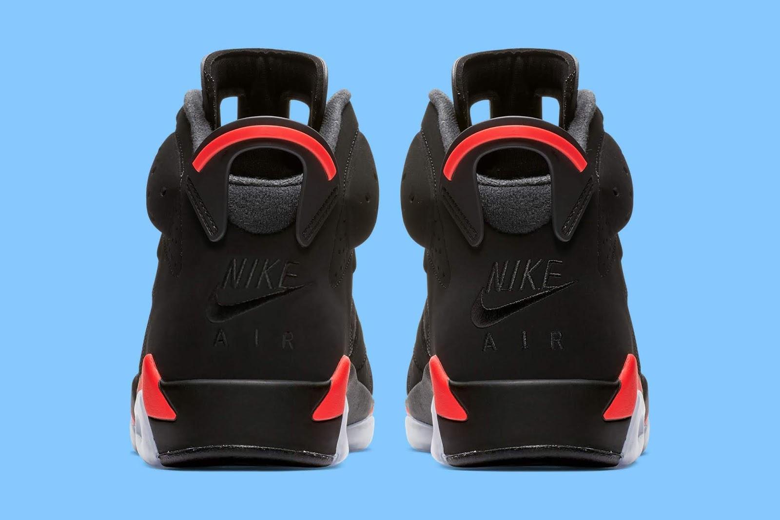 The Air Jordan 6