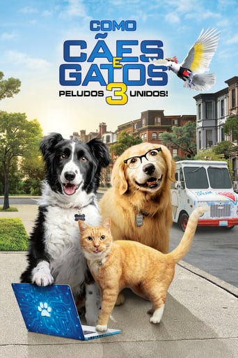 Cães e Gatos 3 - Peludos Unidos! (2020) Download