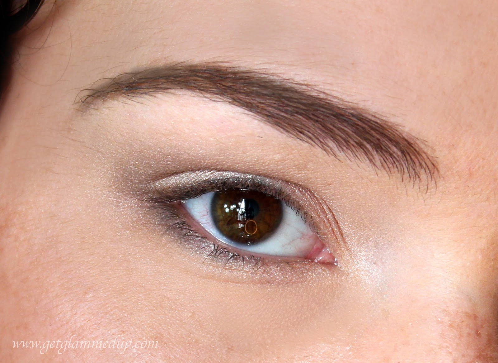 How To Use Too Faced Natural Eye Kit