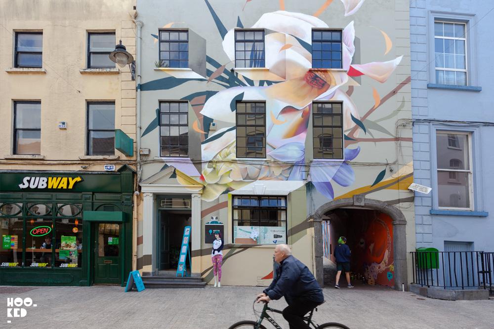 Waterford street art festival