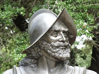 Álvar Núñez Cabeza de Vaca - 15th Century Spanish Explorer of the New World