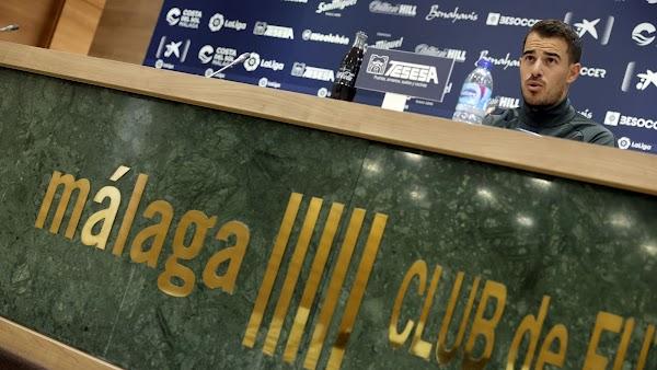 """Manolo Sánchez - Málaga -: """"La dinámica es genial, es un grupo muy ambicioso"""""""