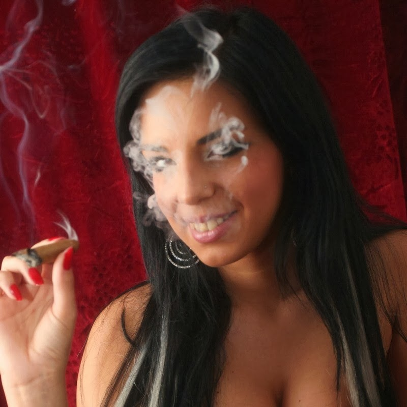 Advise latina girl smoking fetish opinion