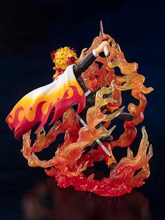 Figuarts ZERO Rengoku Kyojuro de Kimetsu No Yaiba, Tamashii Nations