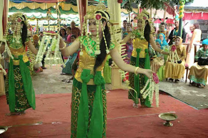 5 Tarian Suku Banjar dari Budaya Keraton Sampai Tari Kreasi
