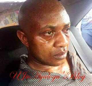 Evans: My native doctor, who is a traditional ruler, assured me police can't get me